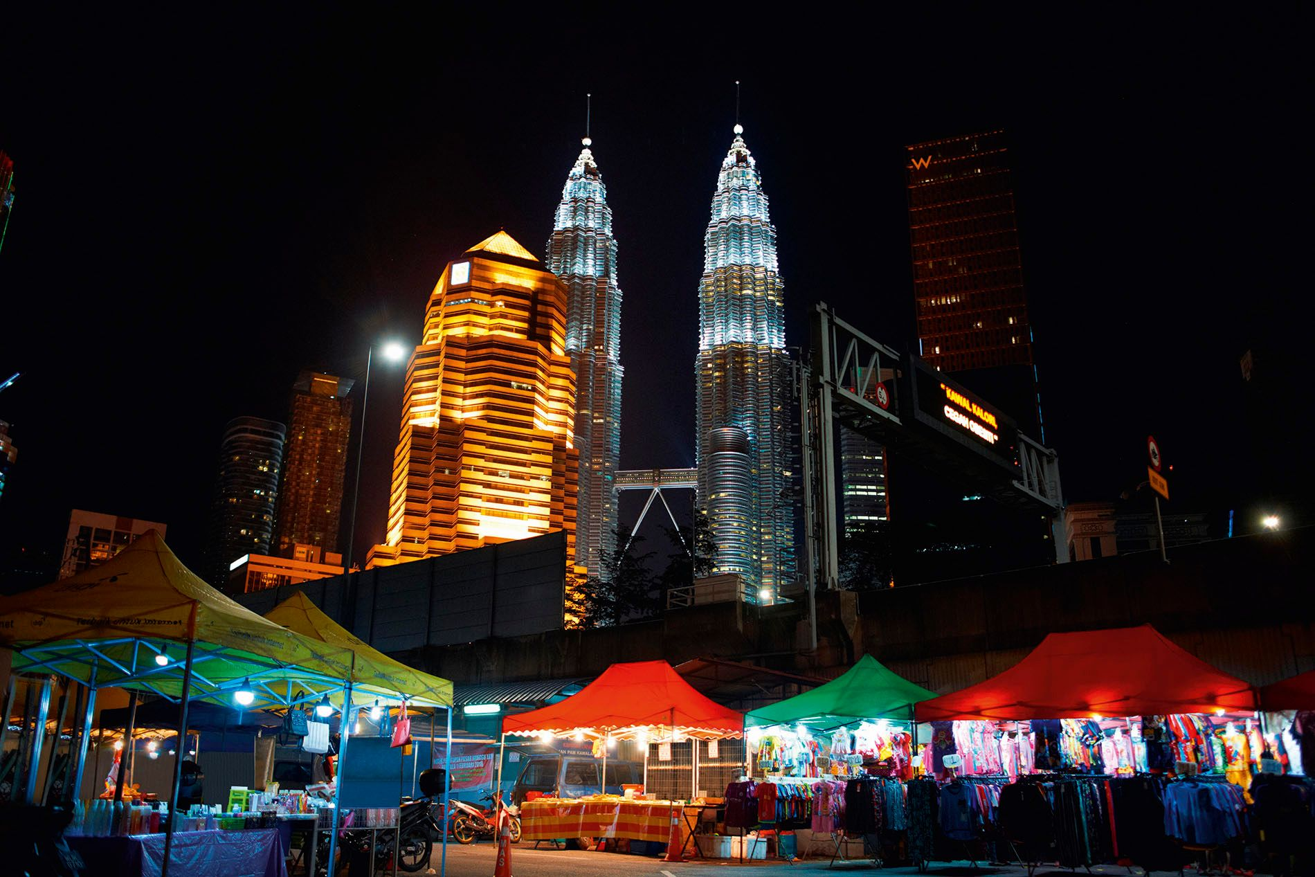 Neighbourhood guide to Kuala Lumpur | National Geographic