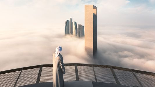 These photos reveal the splendours of Abu Dhabi