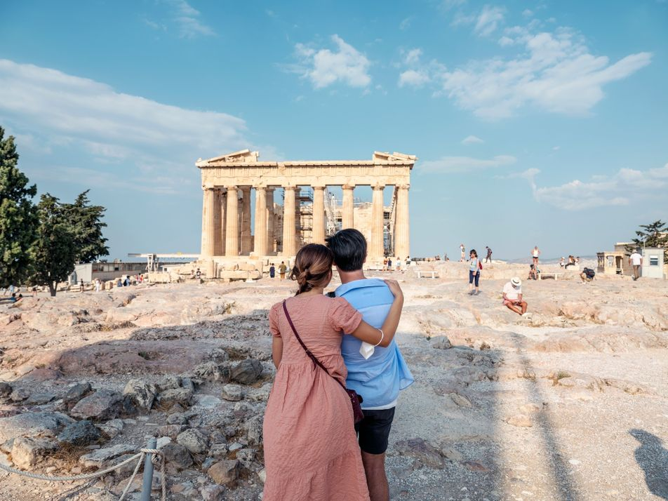 How Greece is rethinking its once bustling tourism industry