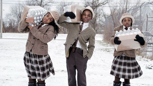 Intimate Portraits of Flint Show Frustration, Fear, Perseverance