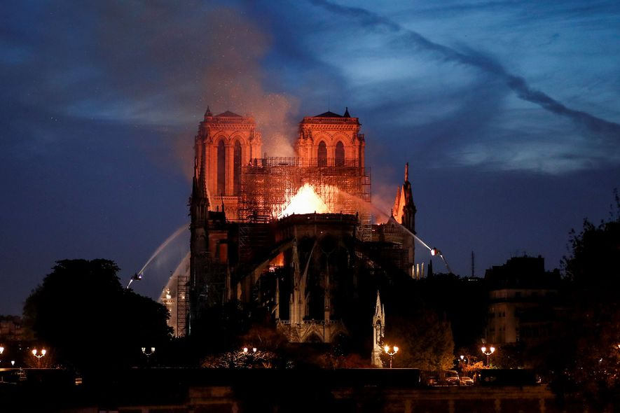 Many historic icons face same threats as Notre Dame