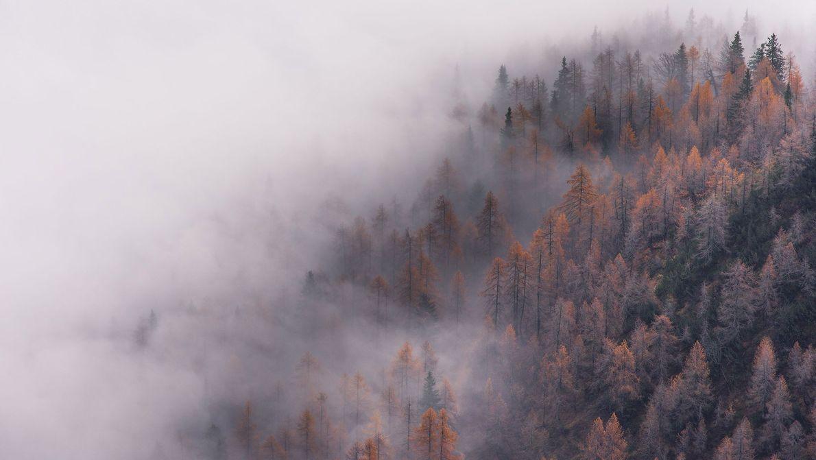 Vršič Pass, northwestern Slovenia