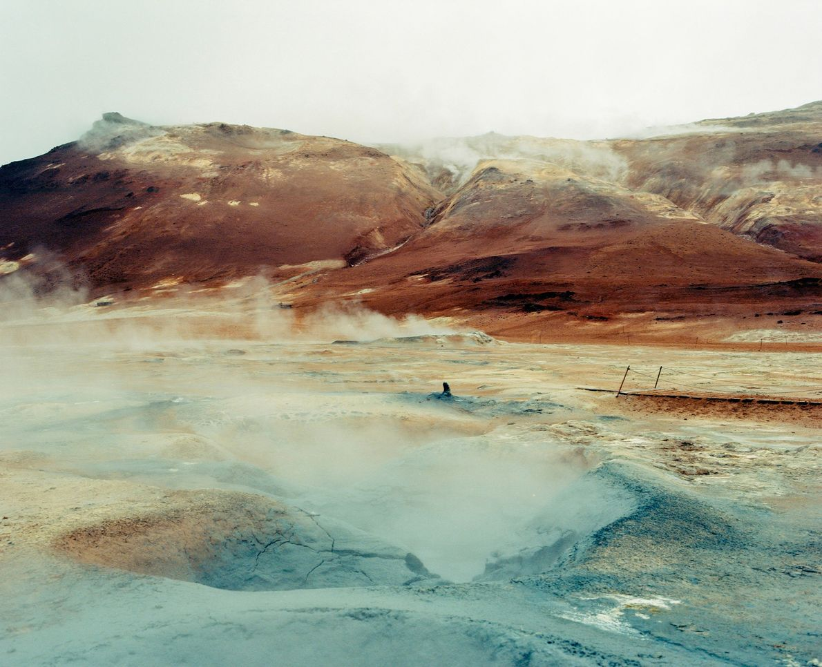 Námafjall, Northeast Iceland