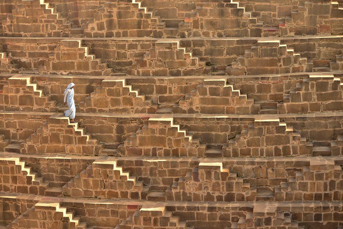 Abhaneri, Rajasthan, India
