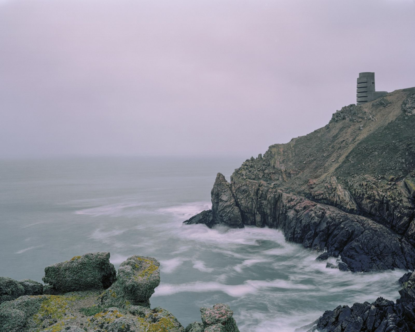 "Les Lands, Jersey, 2013. Marc Wilson: ""Thirty thousand German troops were garrisoned in the Channel Islands, ..."