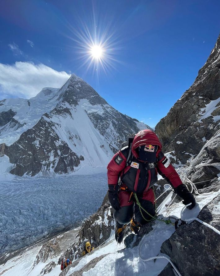 Summiting K2 in winter has become an obsession among the world's elite climbers, but there are ...