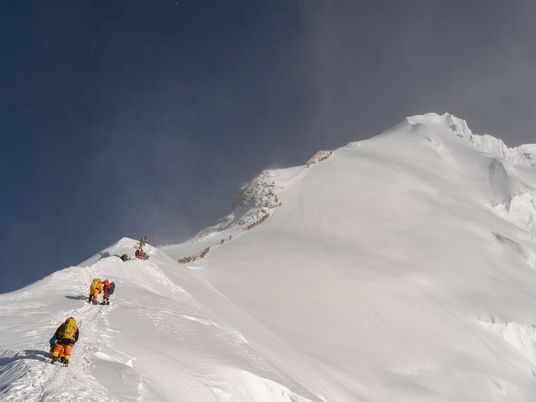 Microplastics found near Everest's peak, highest ever detected in the world