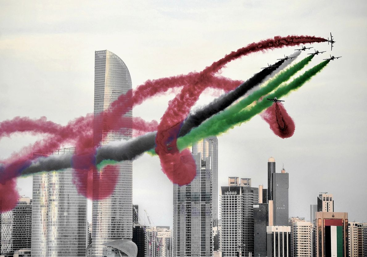 Celebrations are held across the country for National Day on December 2 to recognize the establishment ...