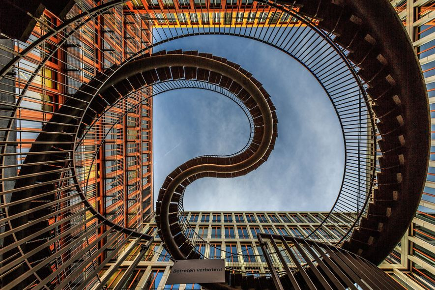 Discover 20 of the world's most spectacular staircases