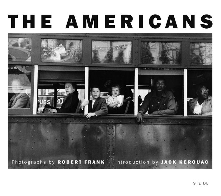 Robert Frank's The Americans is one of the most influential works of photography.