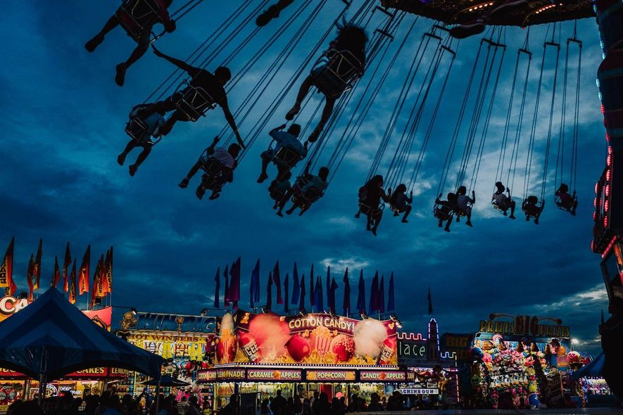Your Shot photographer Kelly Belly documented this scene from the Montgomery County Agricultural Fair.