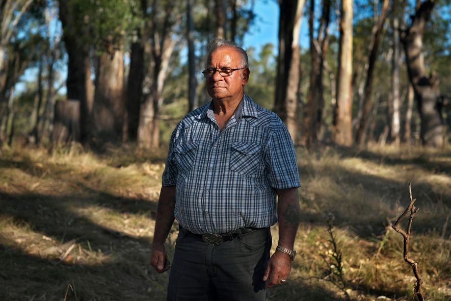 Stan Grant is a Wiradjuri elder of Australia's second-largest Aboriginal community. Grant is one of only ...