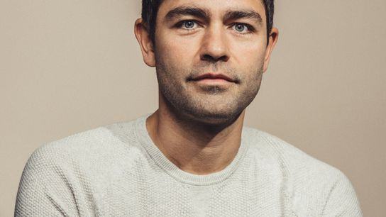 Actor and activist Adrian Grenier is trying to use less plastic.