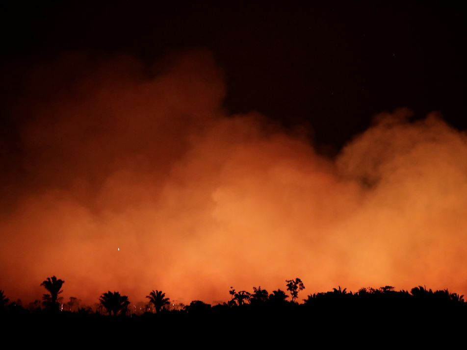 Near the Amazon fires, residents are sick, worried, and angry