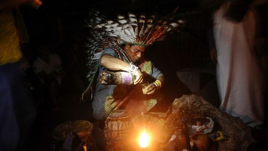 Ancient hallucinogens found in 1,000-year-old shamanic pouch