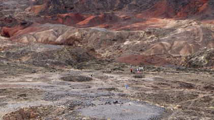 Ancient Riches Discovered at Mysterious Burial Monument