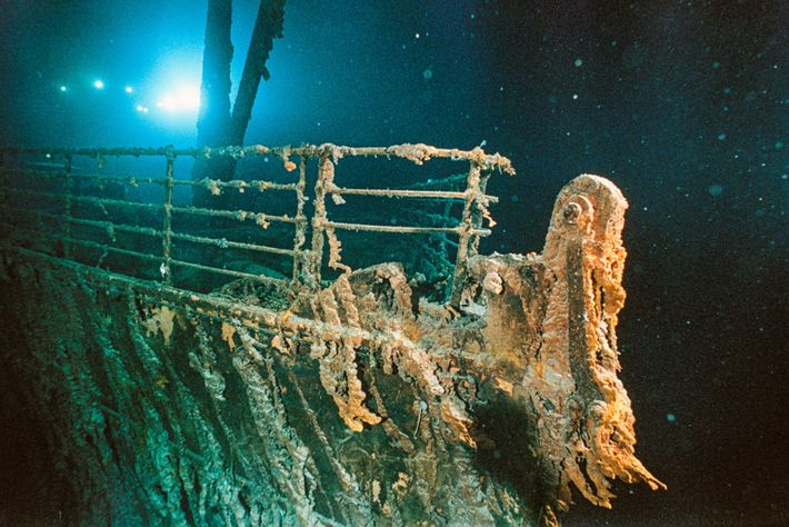 Dr. Robert Ballard found the RMS Titanic in 1985 with the help of imaging technologies designed ...