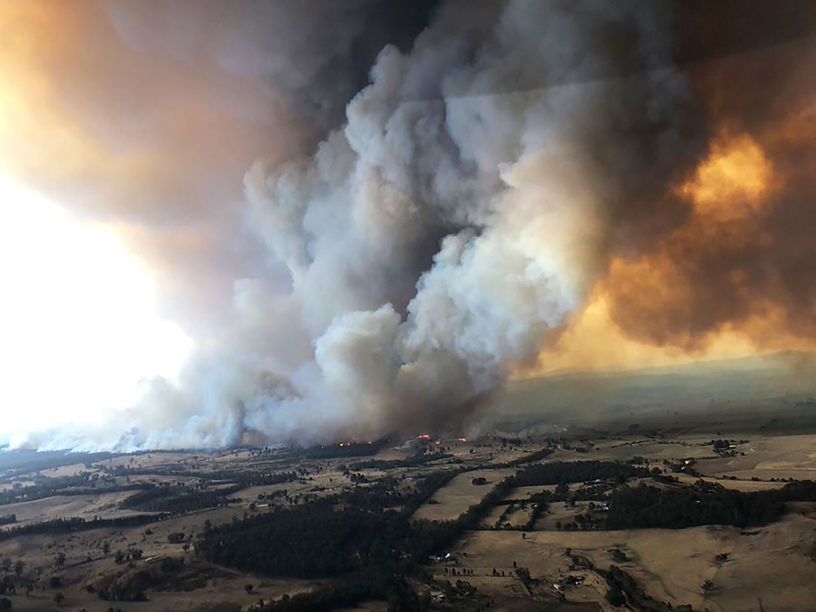 Intense 'firestorms' forming from Australia's deadly wildfires