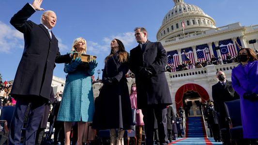 America's first 'virtual' inauguration ushers in a transformed era