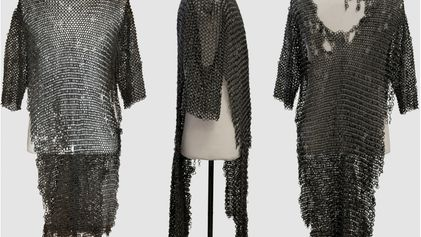 1800-year-old chain armor reconstructed using video game tech