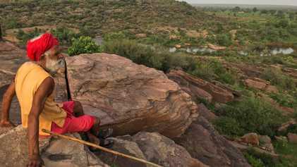 Trekking India's wild north, where bandits ruled