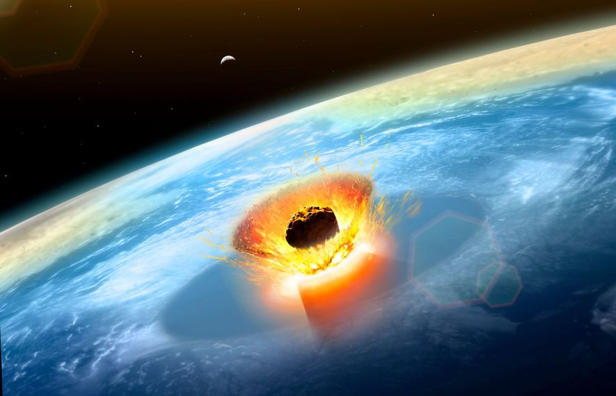 Dino-Killing Asteroid Hit Just the Right Spot to Trigger Extinction