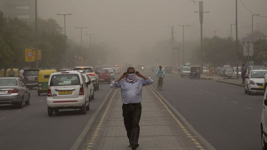 Why This Dust Storm in India Turned Deadly