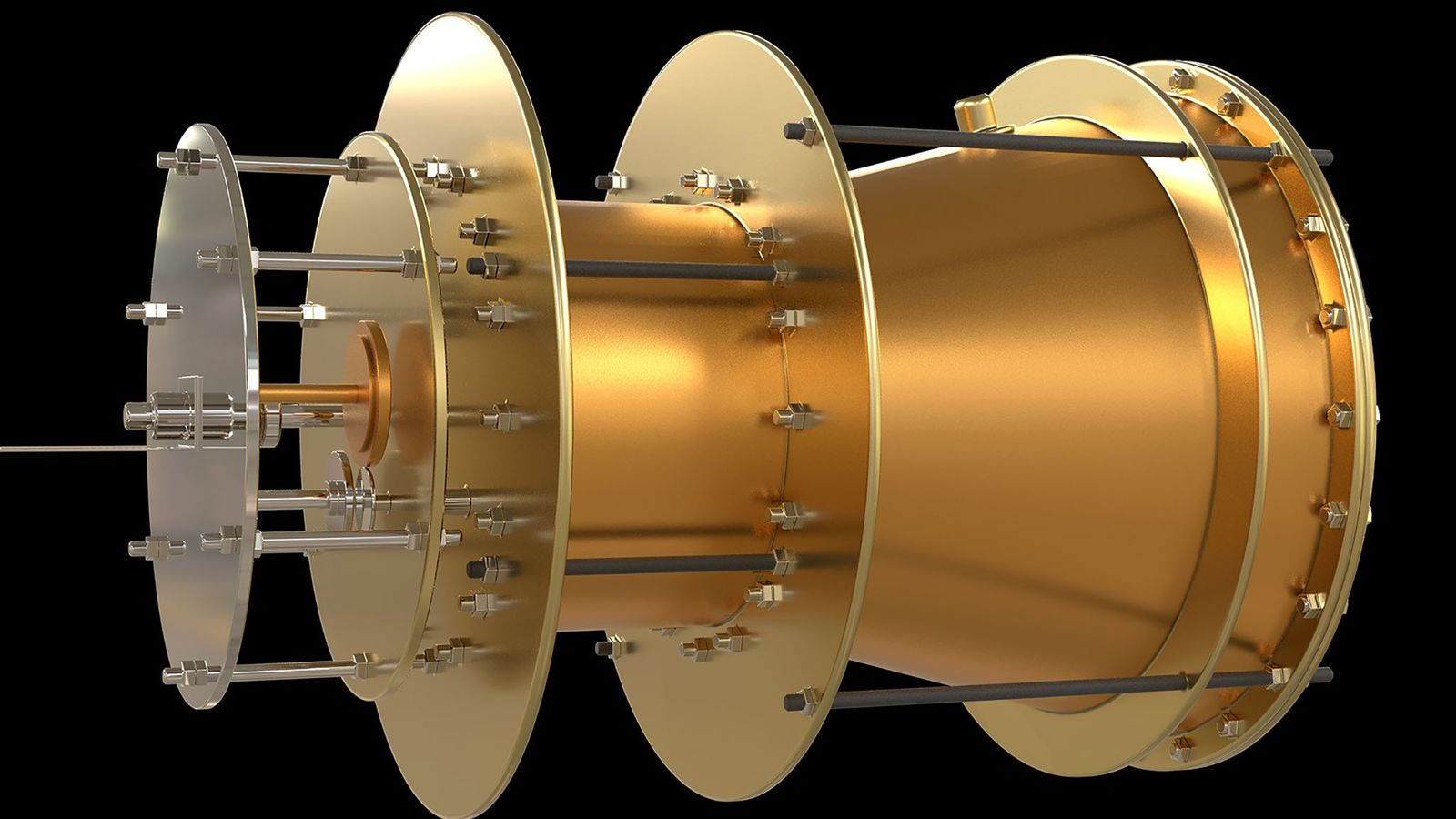 An illustration shows what an EmDrive looks like.