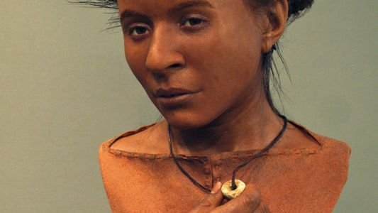 These facial reconstructions reveal 40,000 years of English ancestry - 1