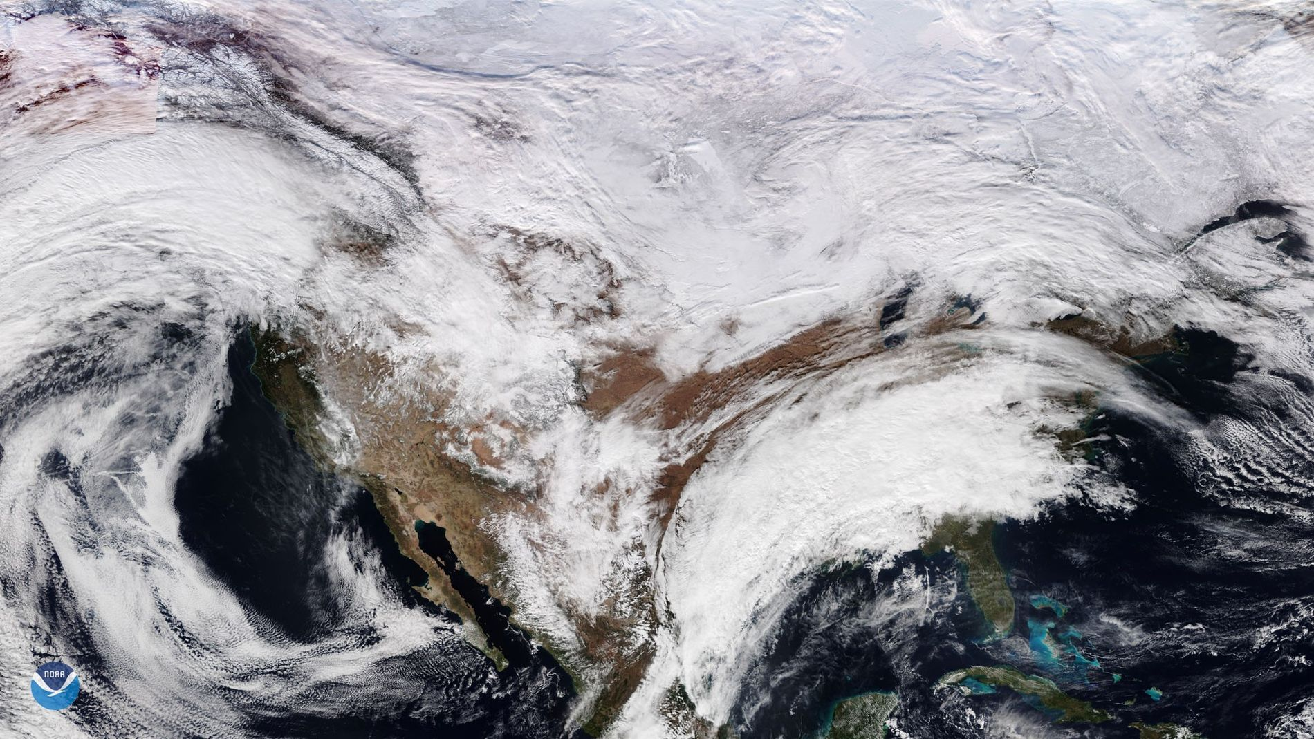 With a single day of global weather observations, scientists can now detect a signal of climate ...