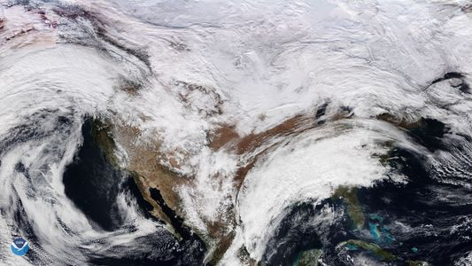 Weather shows evidence of climate change every single day since 2012