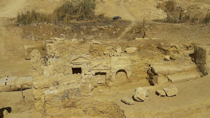 The Egyptian Ministry of Antiquities says more excavations will be carried out later this year. They ...