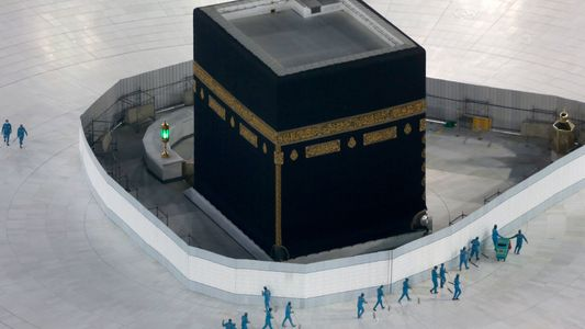 Millions barred from 2020 hajj pilgrimage to Mecca due to pandemic