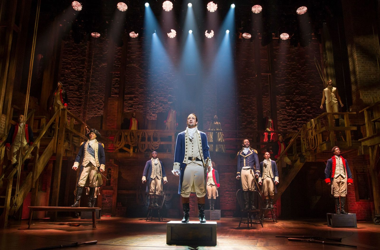 They lived, they died, but 'Hamilton' didn't tell their story
