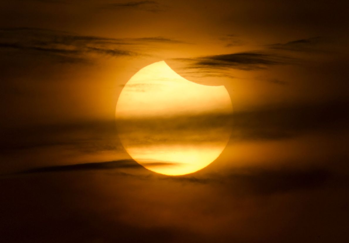 Eclipses and the very best sky-watching events in January