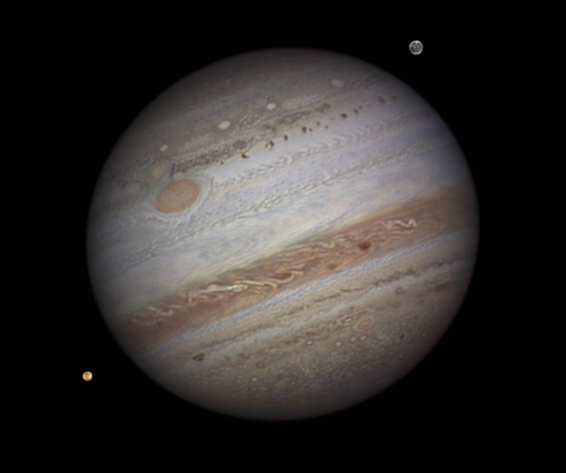 Jupiter will be at opposition in June, which means it will be its biggest and brightest ...