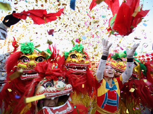 Why Lunar New Year typically prompts the world's largest annual migration