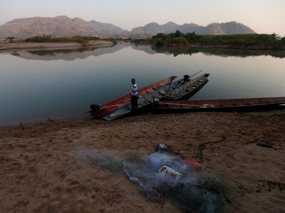 Southeast Asia's most critical river is entering uncharted waters