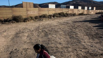 Building walls may have allowed civilization to flourish