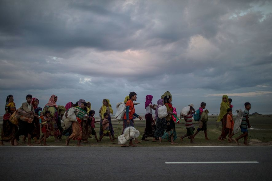 Human migration sparked by wars, disasters... and now climate