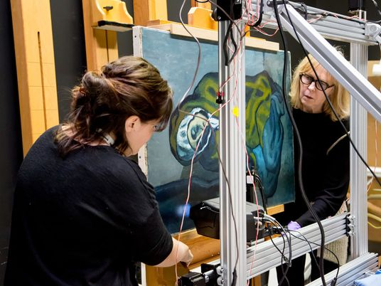 How Science Is Helping Bring Art to Life