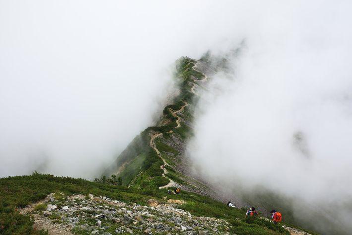 Your Shot photographer Satoshi S. photographed this mystical moment at Shiro-Uma-Dake mountain in Nagano, Japan.