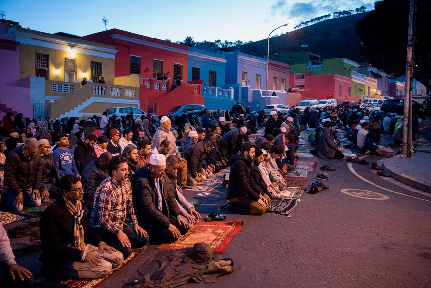 The Bo-Kaap is the oldest residential neighborhood in Cape Town. The center of Muslim life, it ...
