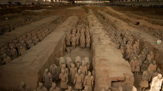 What You Need to Know About the Terra-Cotta Warrior's Stolen Thumb
