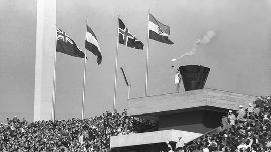 The Olympics' turbulent history in times of global crisis