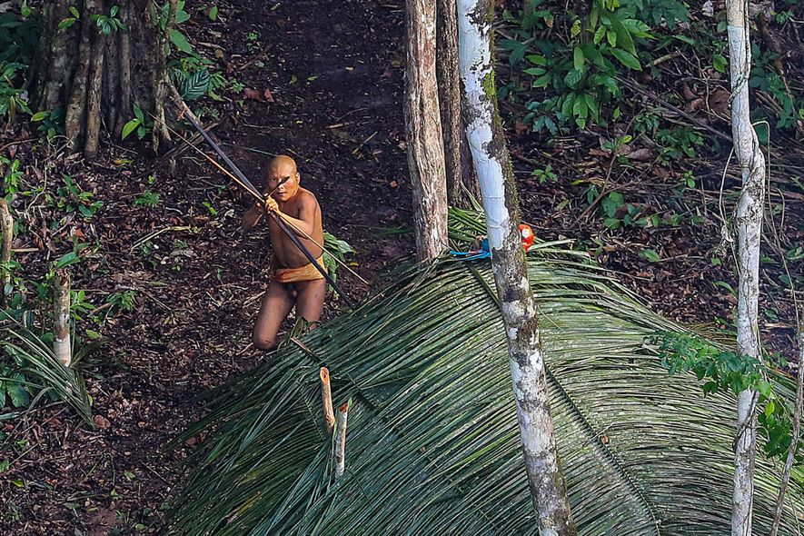 Exclusive: Stunning New Photos of Isolated Tribe Yield Surprises
