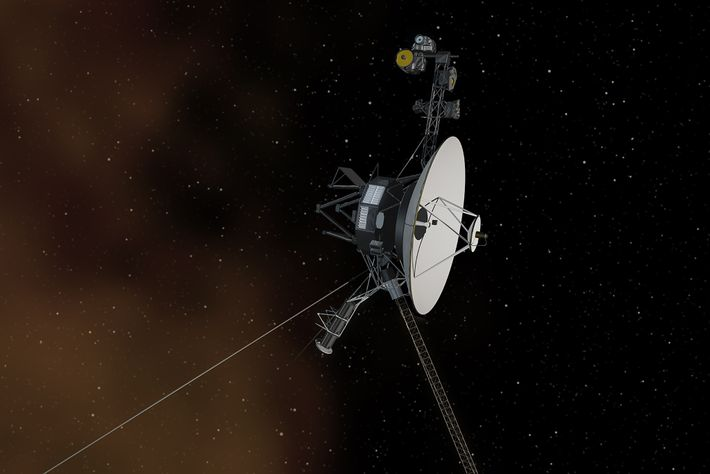 Voyager at 40: Where Will the NASA Spacecraft Go Next?
