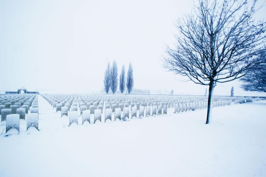 Echoes of World War I: memorials and poetry