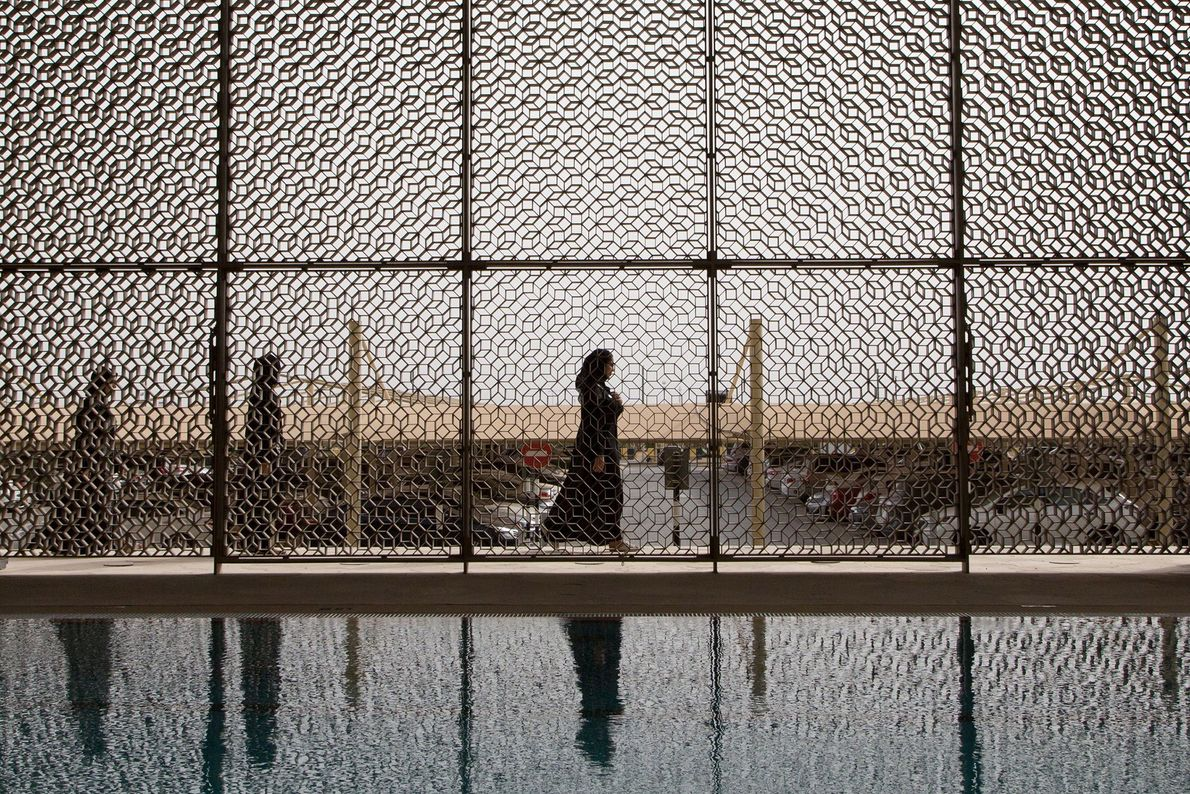 Masdar City is a sustainable development which began construction in 2008. The design employs a combination ...