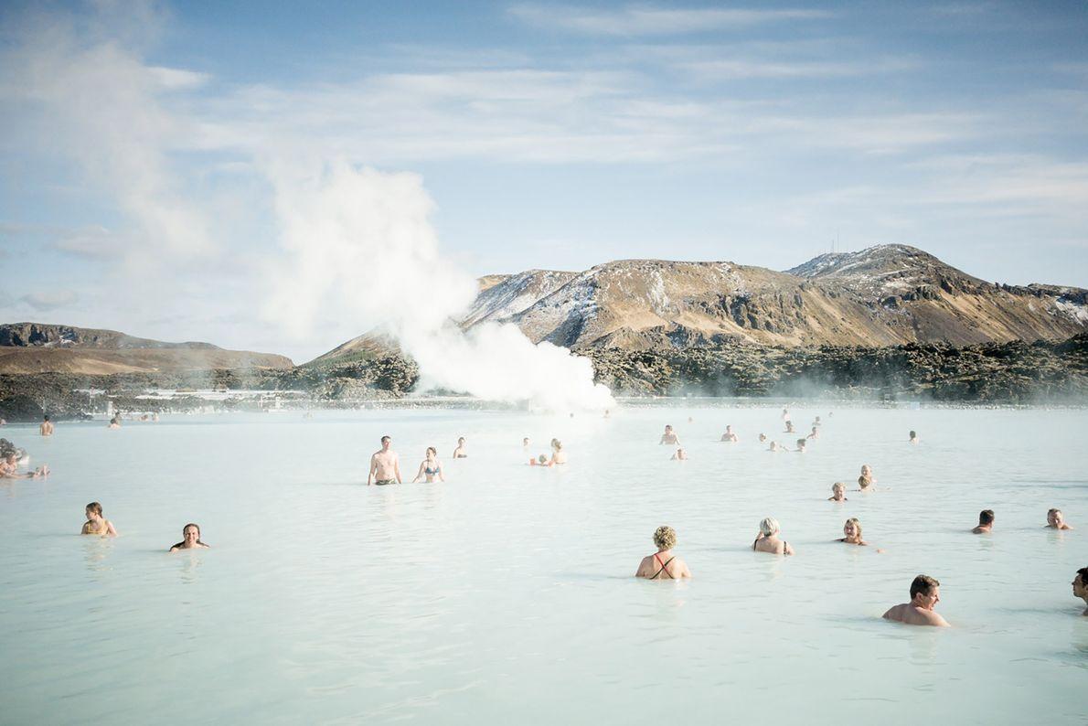 Blue Lagoon, Southwest Iceland